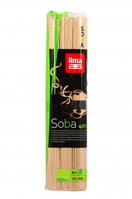 Spaghetti Noodles Soba 40%