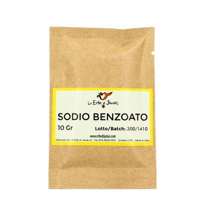 Sodio Benzoato - Uso Cosmetico