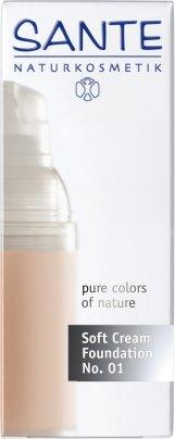 Soft Cream Fondotinta N. 01
