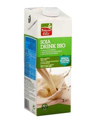 Bevanda Vegetale Naturale - Soia Drink Bio