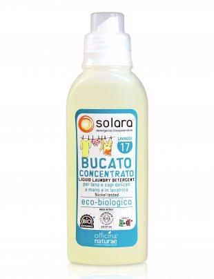 Bucato Liquido Concentrato - Solara 500 ml
