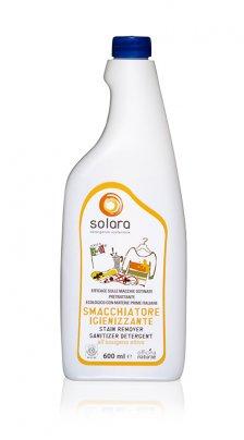 Smacchiatore Igienizzante - Solara Ricarica (600 ml)