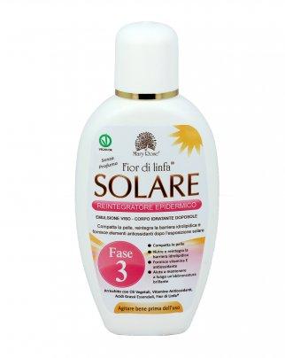 Solare Idratante Dopo Sole Fior di Linfa  - Fase 3 (Senza Profumo)