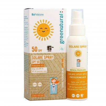 Crema Solare Spray Spf50 - Protezione Alta