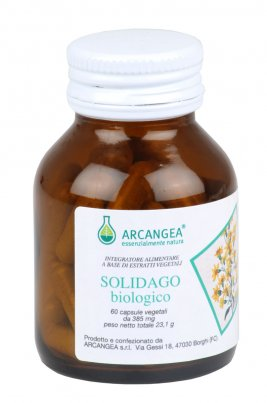 Solidago Biologico - Capsule Vegetali