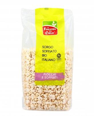 Sorgo Soffiato Bio Italiano