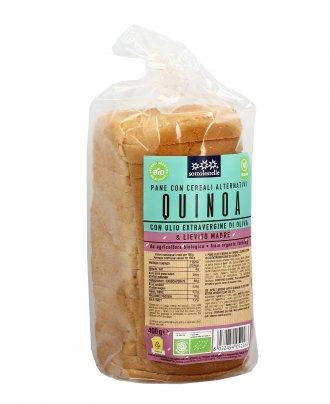 Pane Bauletto - Farro con Quinoa Bio