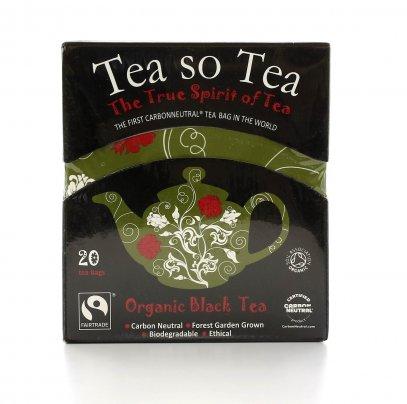 Tea So Tea - Té Nero Bio