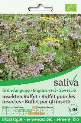 """Sovescio """"Buffet per gli Insetti"""" - gr58"""