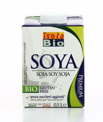 Latte di Soia Bio 1/2 litro
