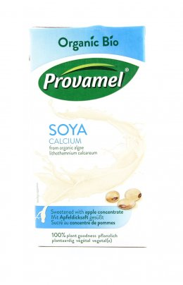 Soya Plus Calcium - Latte di Soya con Alghe 500 ml