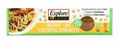 Spaghetti a base di Ceci