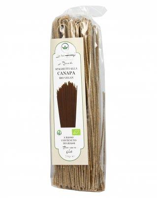 Spaghetti alla Canapa Bio