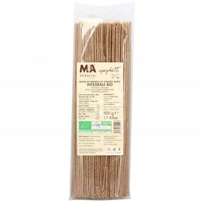 Pasta di Grano Duro Integrale Bio - Spaghetti