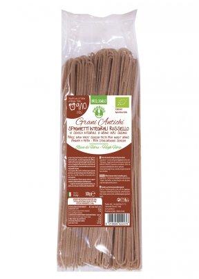 Spaghetti Integrali di Grano Russello