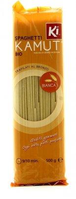 Spaghetti KAMUT® - grano khorasan Bianchi