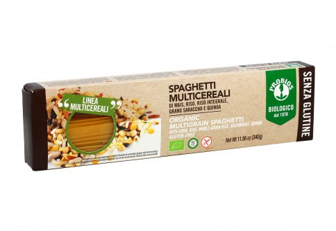 Spaghetti Multicereali - Senza Glutine