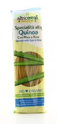 Spaghetti di Quinoa con Mais e Riso - AltriCereali