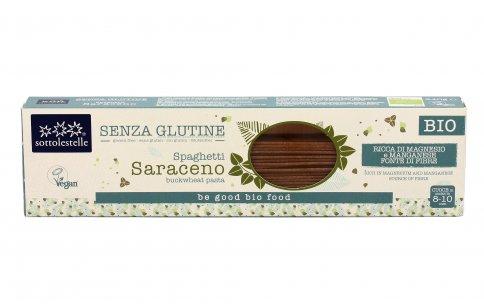 Spaghetti di Grano Saraceno Bio - Senza Glutine