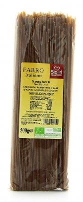 Spaghettoni di Farro Dicoccum