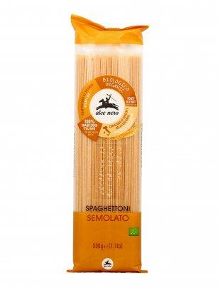 Pasta Spaghettoni Semolato di Grano Duro Bio