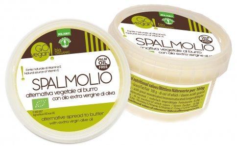 Burro Vegetale con Olio d'Oliva - Spalmolio