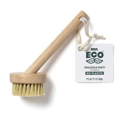 Spazzola per Piatti No Plastica - Mr. Eco