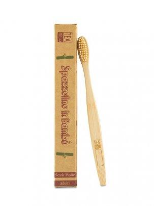 Spazzolino da Denti in Bambù - Adulti