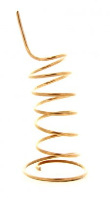 Spirale In Rame - Piccola Spirale In Rame - Piccola