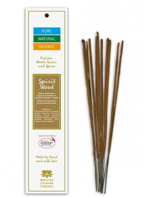 Incenso Naturale Puro Spirit Wood