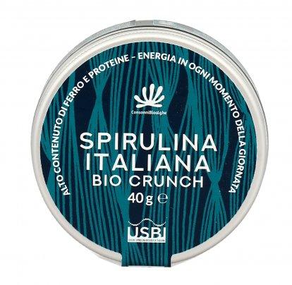 Spirulina Italiana Biologica - Crunch