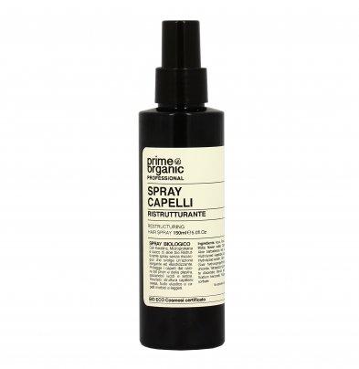 Spray Bio per Capelli Ristrutturante