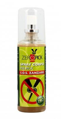 Spray Corpo Pre Pick - Antizanzara