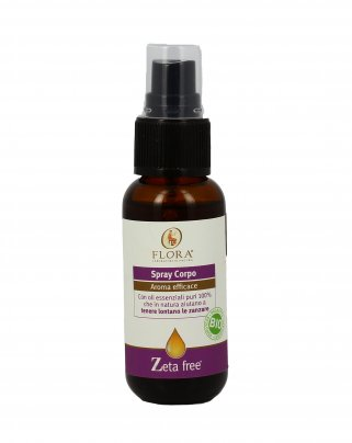 Spray Corpo -  Zeta Free 30 ml