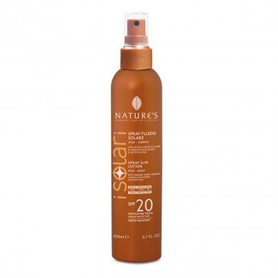 Solare Spray Viso e Corpo Spf 20