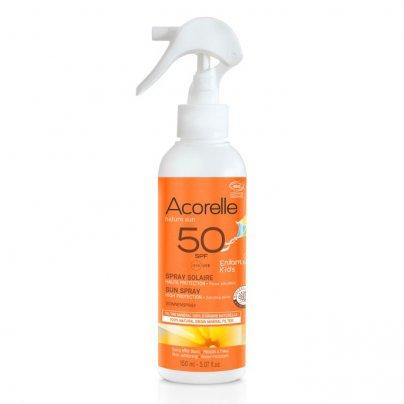 Spray Solare Bambini Spf 50 Viso e Corpo