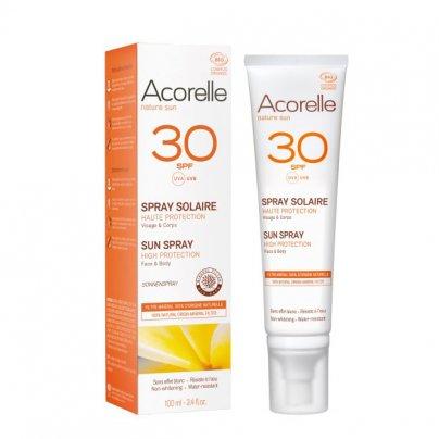 Spray Solare Spf 30 Viso e Corpo