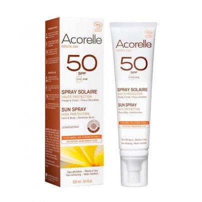 Spray Solare Spf 50 Viso e Corpo