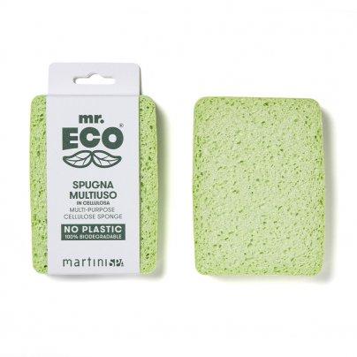 Spugna Multiuso in Cellulosa No Plastica - Mr. Eco
