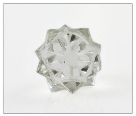 Stella Merkaba Lemuriana Icosaedro 20 Punte