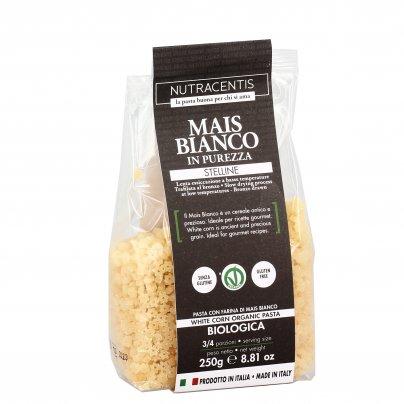 Stelline di Mais Bianco Bio - Senza Glutine
