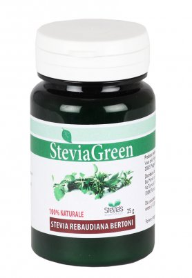 Stevia Green - Dolcificante in Polvere