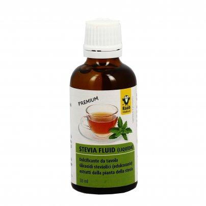 Dolcificante alla Stevia - Stevia Fluid