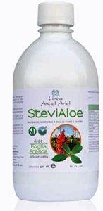 SteviAloe Arborescens Foglia Fresca