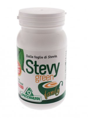Stevy Green Family in Polvere - 250 gr.
