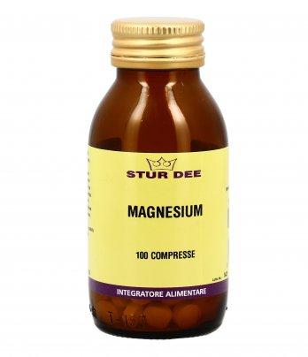 Magnesium (Magnesio) in Compresse - Integratore Alimentare
