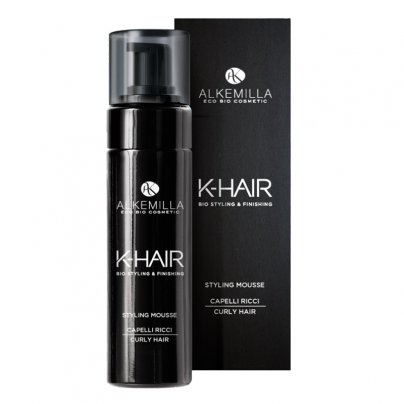 Styling Mousse Capelli Ricci - K-Hair