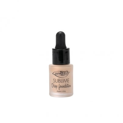 Sublime Drop Foundation - Fondotinta N°1