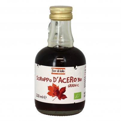 """Succo d'Acero Grado """"C"""" Bio - 250 ml."""