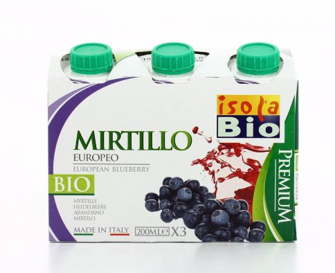 Succo al Mirtillo Europeo